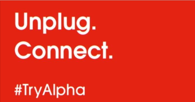 unplugged connect - the alpha course sept 2019 at newbold baptist church