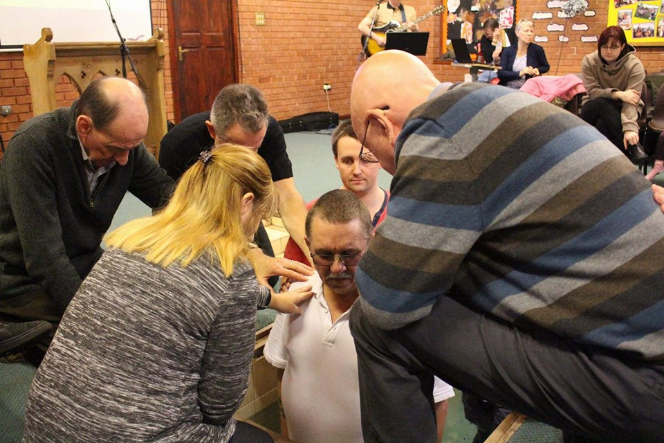Click here to see the Baptism photographs