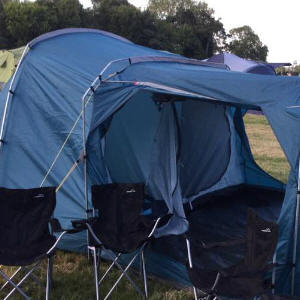 global horizons - a tent