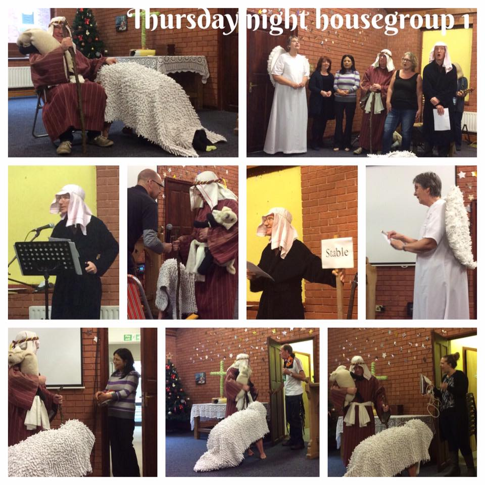 housegroup special nativity plays and singers