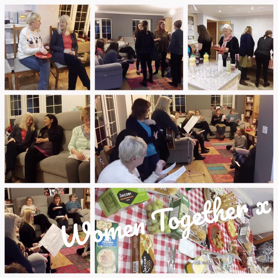 women together - newbold baptist church ladies group