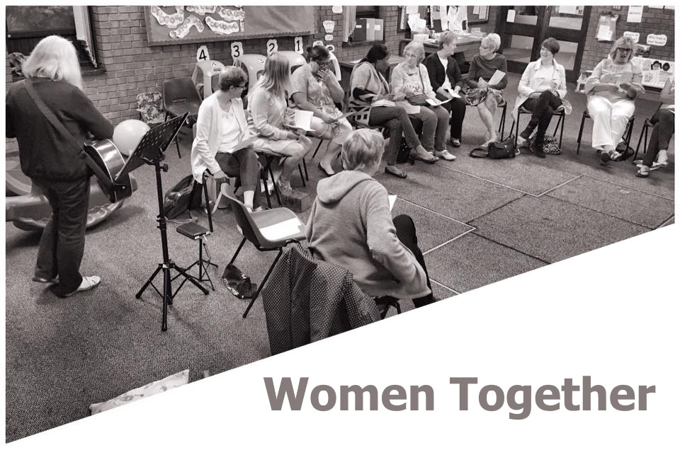 click here to go to Women Together (Ladies Group) page