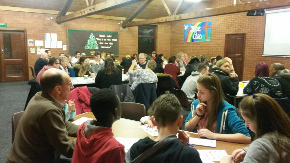 Newbold Baptist Church Quiz Night