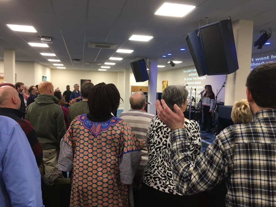 Signs Wonders and Power of the Gospel at Mission24 24th Nov 2018 - We were blessed and encouraged by their word and ministry.