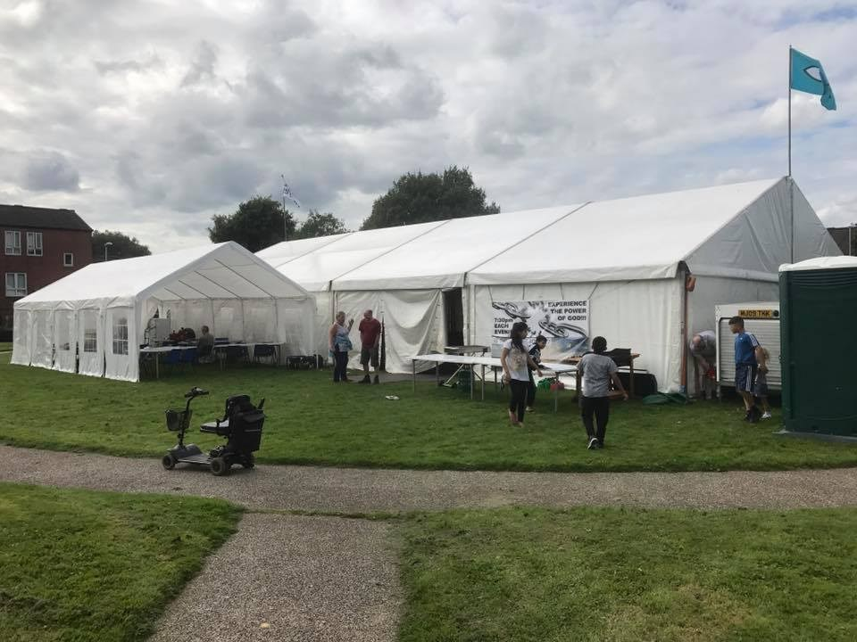 tent mission 2017