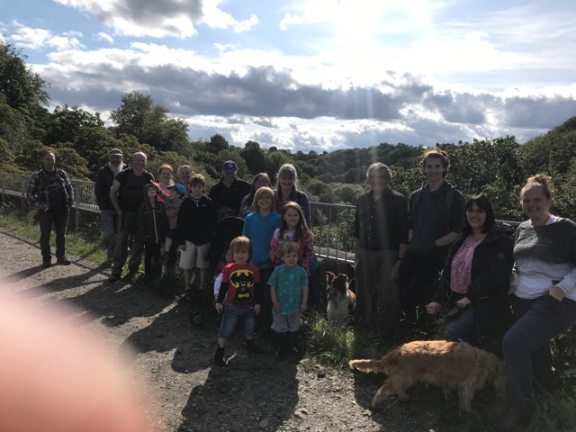 healey dell family friendly walk 7th sept 2019