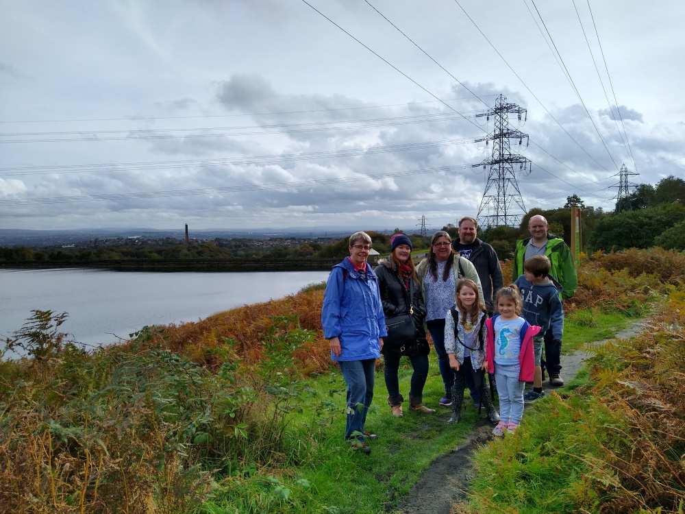 greenbooth family friendly walk 12th Oct 2019