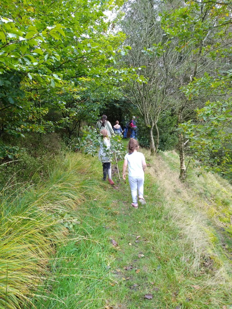 greenbooth walk 12th Oct 2019