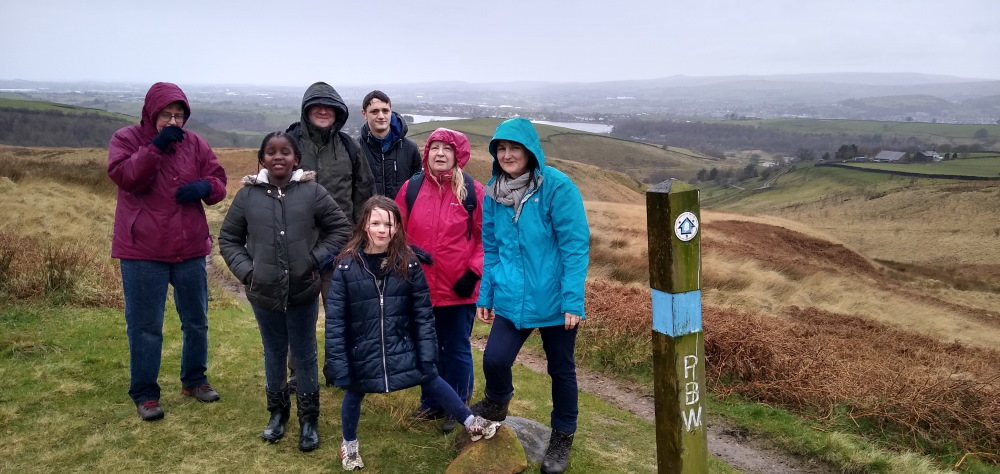 hollingworth lake family friendly walk 14th march 2020