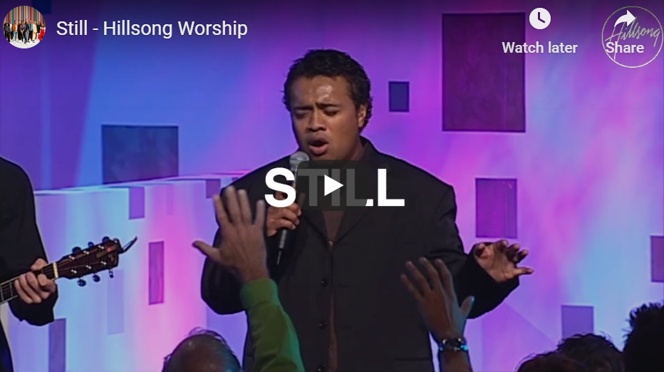 still worship songs